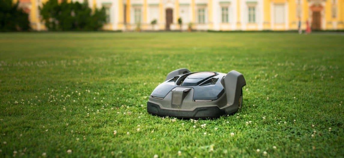 De beste robot grasmaaier