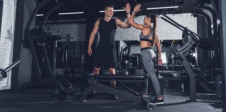 10 zeer effectieve fitnesstips voor beginners