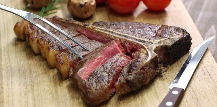 Gids voor mannen met biefstuksoorten