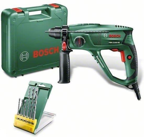 Bosch PBH 2100 RE Boorhamer  550 Watt