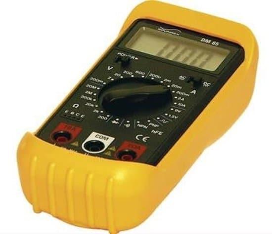 Soundex Multimeter Dm 65