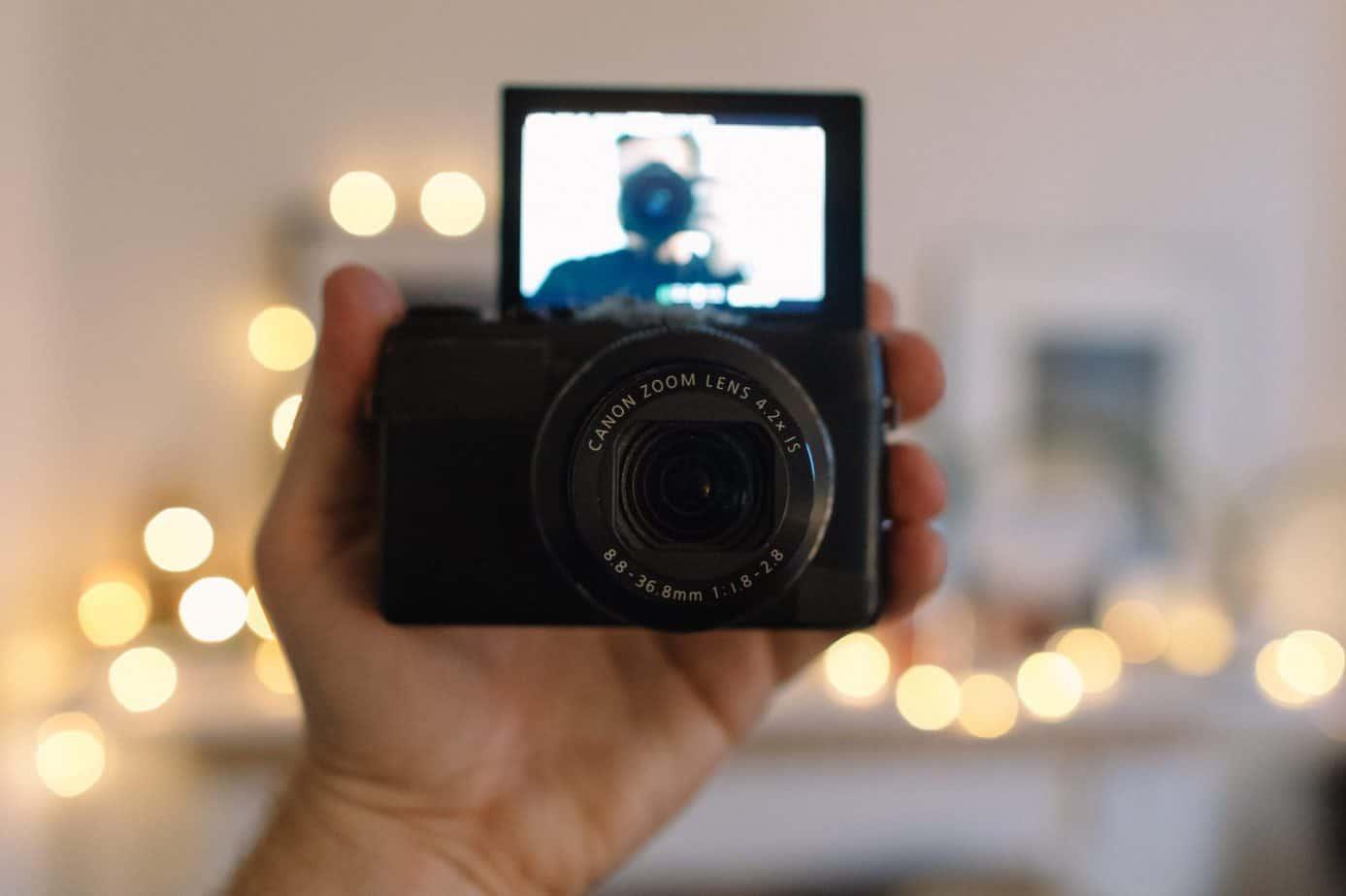 Beste Vlog camera