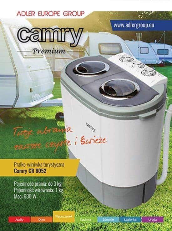 Camry CR 8052 Mini Wasmachine