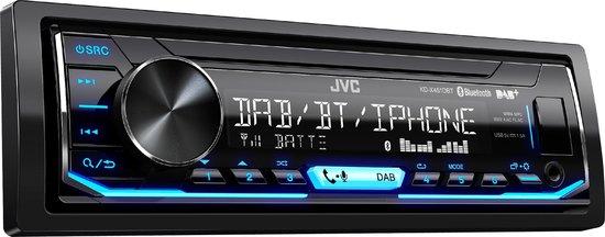 JVC KDX451DBT