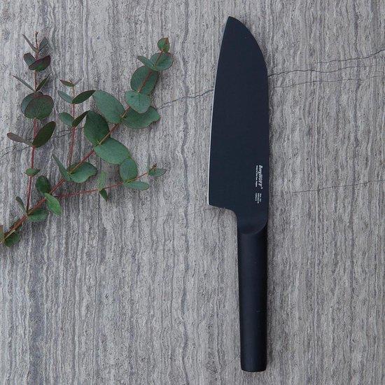 BergHOFF Ron Line Santokumes - 16 cm - zwart