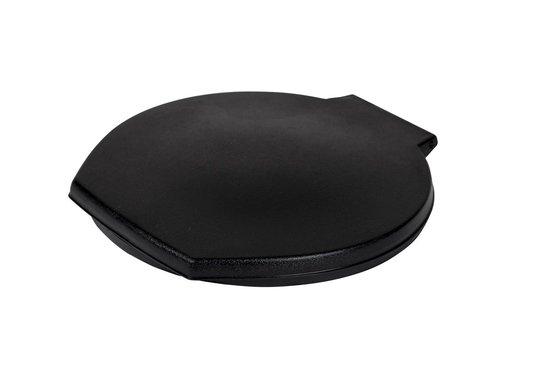 Reliance Toiletemmer - Luggable Loo - 19 Liter - Zwart/grijs