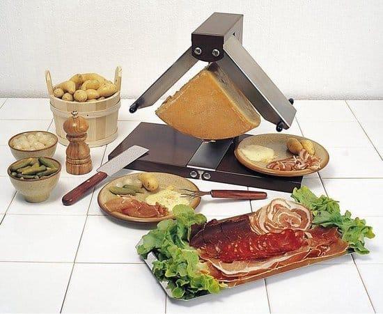 Bron Coucke - Zwitserse Raclette