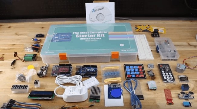 Beste arduino starter kit
