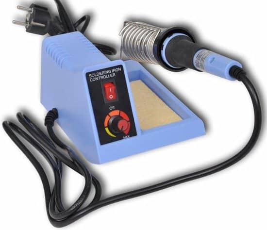 vidaXL Soldeerstation - Analoog - Inclusief accessoires - 48 W - 150-450 °C