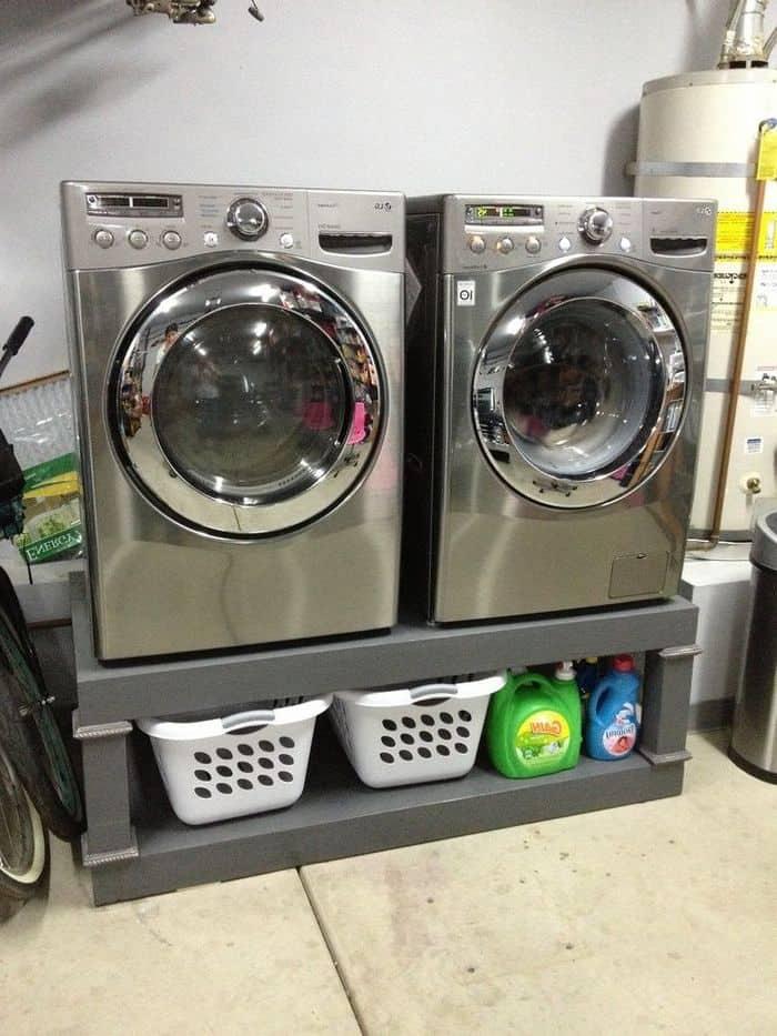 wasmachine verhoger