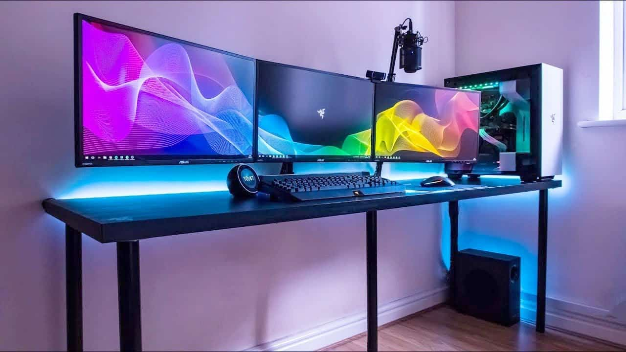 Beste gaming bureau