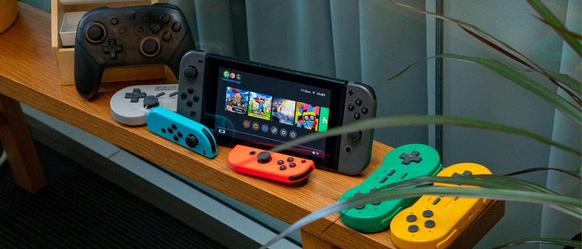 Beste Nintendo Switch Controller